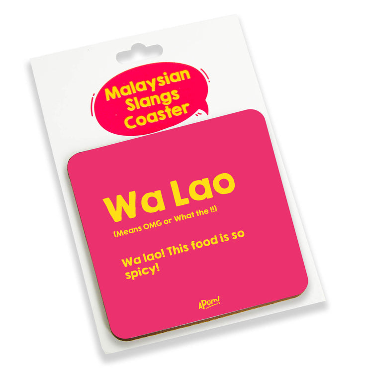 Walao Drink Coaster