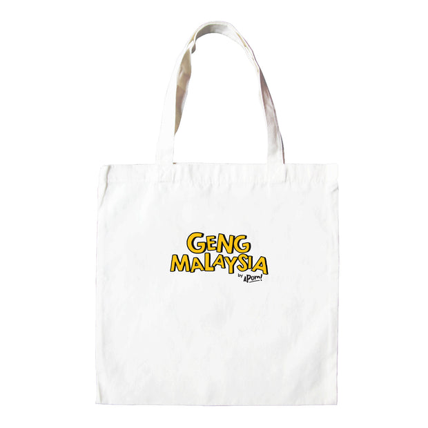 Tote Bag - Little Miss Mabuk