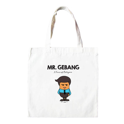 Tote Bag - Mr Gebang