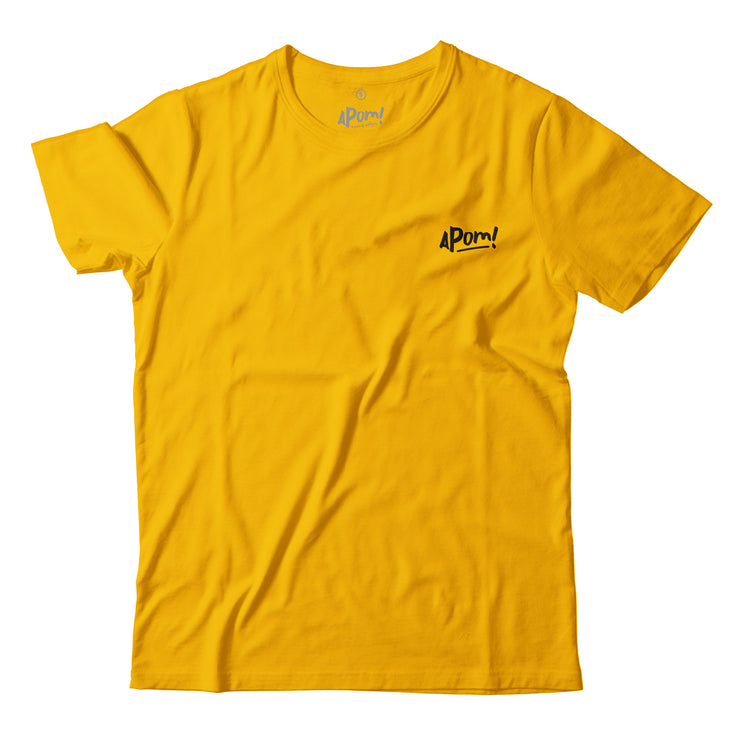 Kids - T-Shirt - A Piece Of Malaysia Street - Yellow