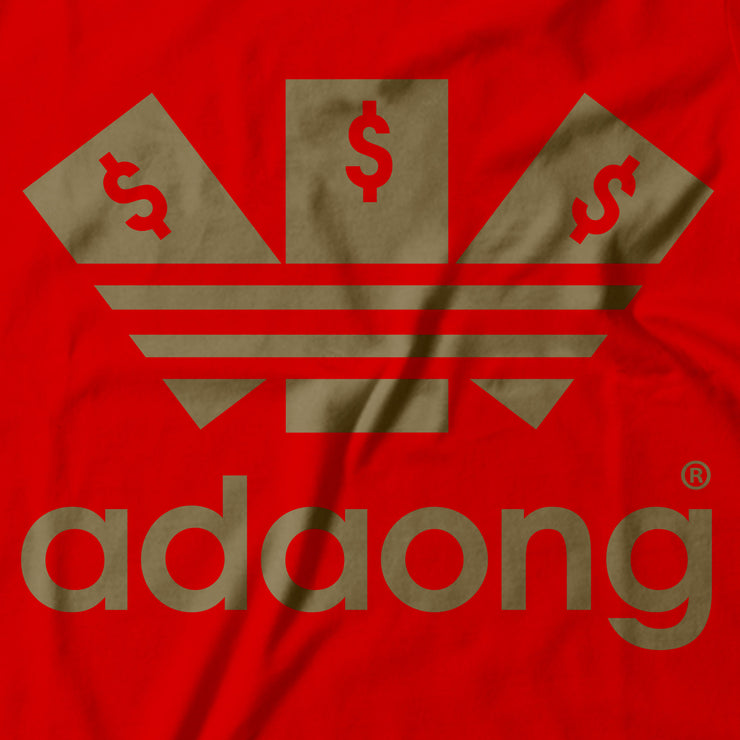 Kids - T-Shirt - Adaong - Red