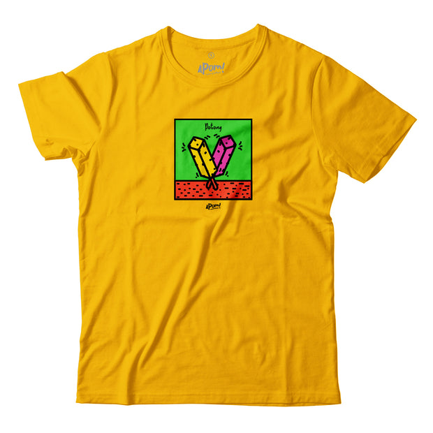 Kids - T-Shirt - POP Culture Potong - Yellow