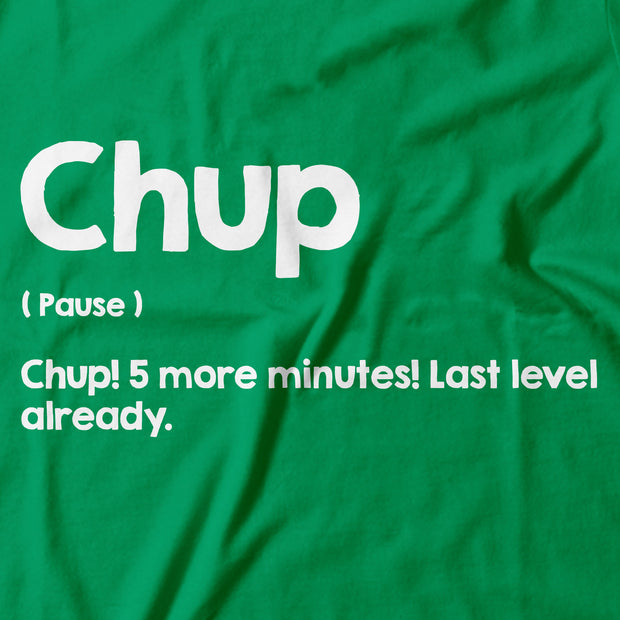 Kids - T-Shirt - Chup - Green