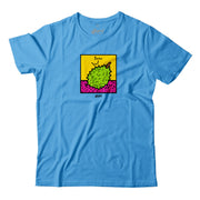 Kids - T-Shirt - POP Culture Durian - Blue