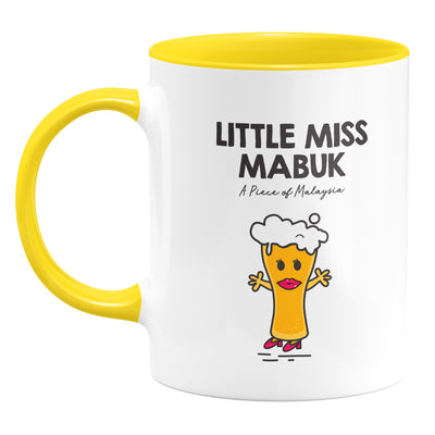 Mug - Little Miss Mabuk