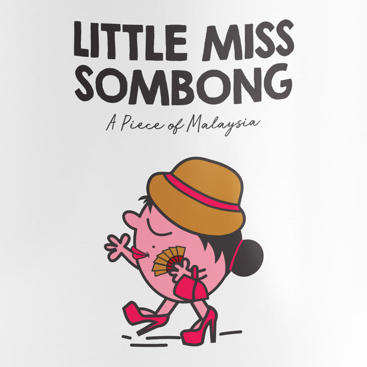 Mug - Little Miss Sombong