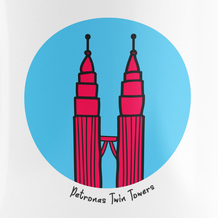 Mug - POP Landmark Petronas Twin Towers