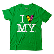 Adult - T-Shirt - I Potong MY - Green