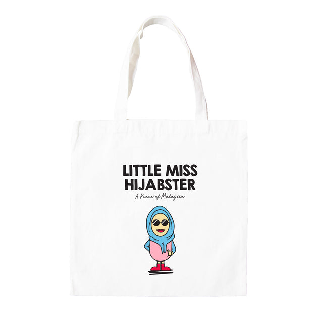 Tote Bag - Little Miss Hijabster