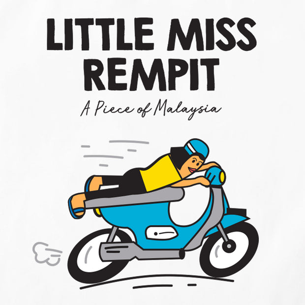 Tote Bag - Little Miss Rempit