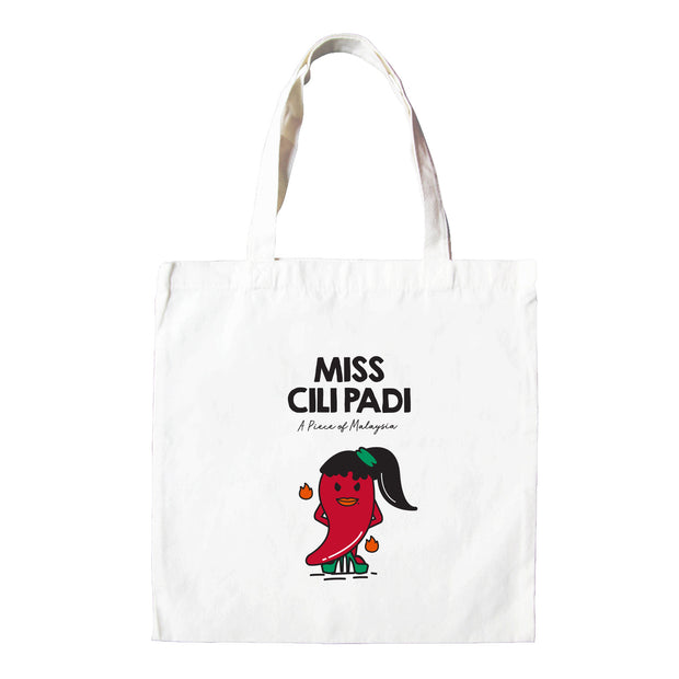 Tote Bag - Miss Cili Padi