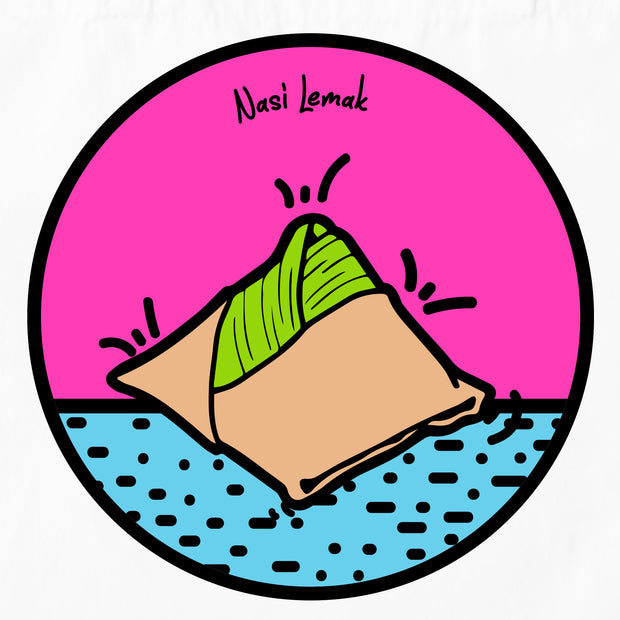 Tote Bag - Pop Culture Nasi Lemak