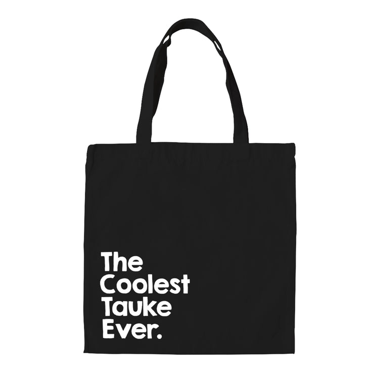 Tote Bag - The Coolest Tauke