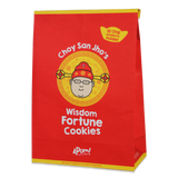 Choy San Jho's Fortune Cookies,  - APOM, A Piece of Malaysia Souvenirs Statement T-Shirts Mugs Accessories
