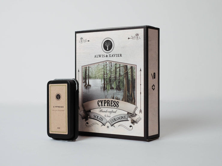 Alwis & Xavier - Cypress Cologne