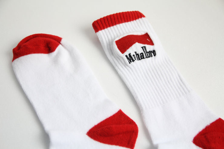 Mahalbro Socks,  - APOM, A Piece of Malaysia Souvenirs Statement T-Shirts Mugs Accessories