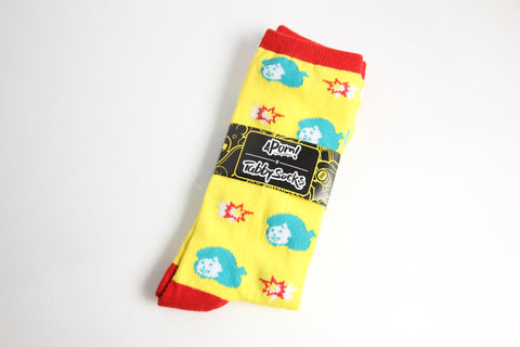 POP POP Socks,  - APOM, A Piece of Malaysia Souvenirs Statement T-Shirts Mugs Accessories