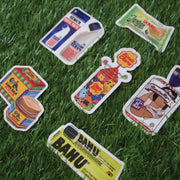 Kedai Suza - Magnets (Set of 6)