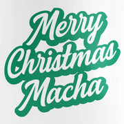 Mug - Merry Christmas Macha