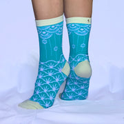 Hornbill Time & Wear - Orkid Socks