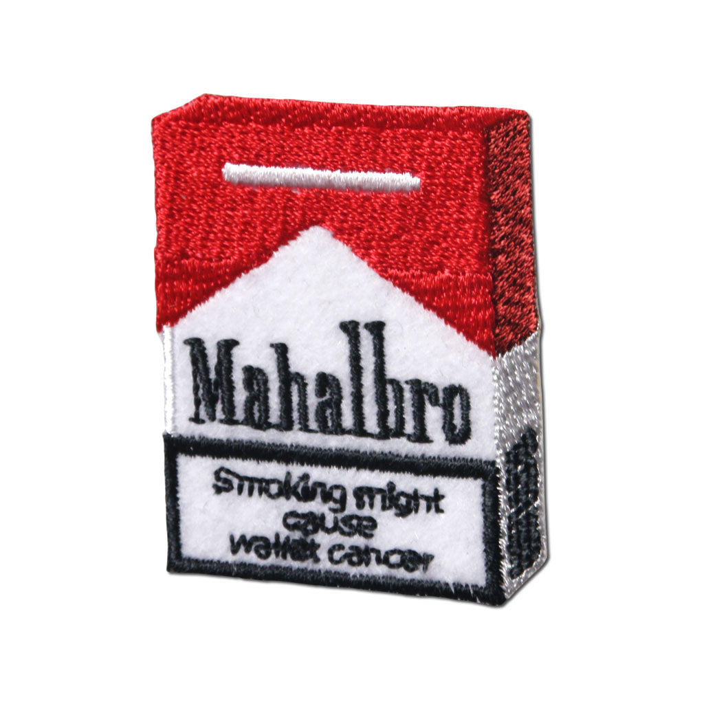 Mahalbro 3D Iron On Patch,  - APOM, A Piece of Malaysia Souvenirs Statement T-Shirts Mugs Accessories