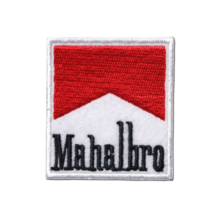 Mahalbro 2D Iron On Patch,  - APOM, A Piece of Malaysia Souvenirs Statement T-Shirts Mugs Accessories