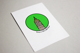 POP Landmark Postcard Set,  - APOM, A Piece of Malaysia Souvenirs Statement T-Shirts Mugs Accessories