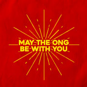 Tote Bag - May The Ong Be With You