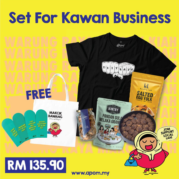 Set For Kawan Business