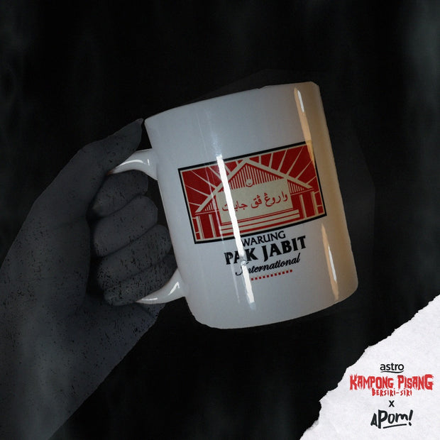 Mug - Pak Jabit International