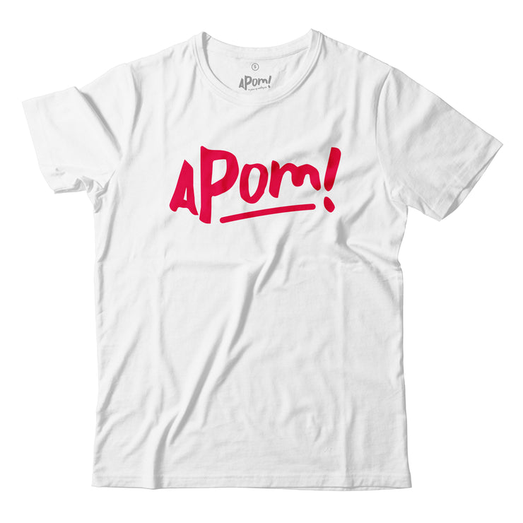 Adult - T-Shirt - Apom Red Logo