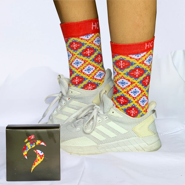 Hornbill Time & Wear - Delilah Socks