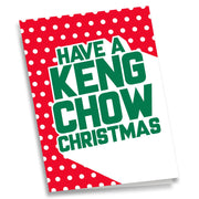 Greeting Card - Have a Keng Chow Christmas