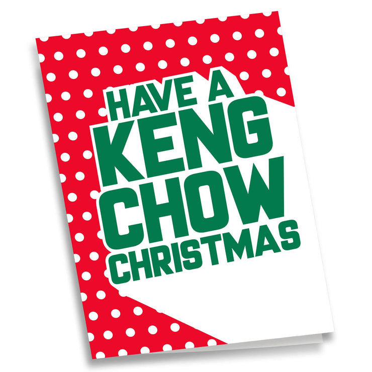 Merry Malaysian Christmas Greeting Cards