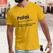 Adult - T-Shirt - Paloi - Gold
