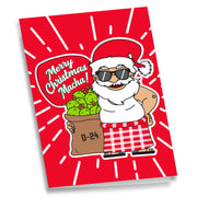 Greeting Card - Santa Christmas
