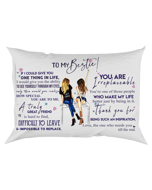 To My Bestie Pillow - Gift For Friend | Christmas Gift