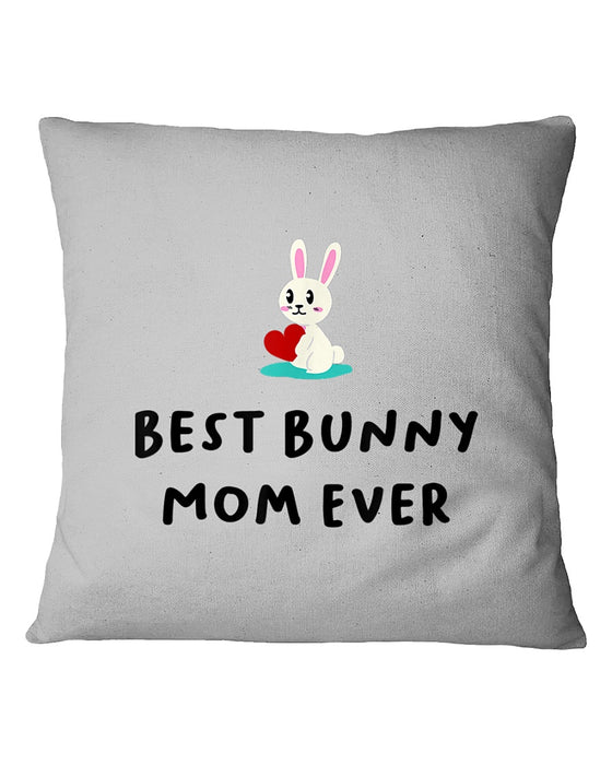 Best Bunny Mom Pillowcase