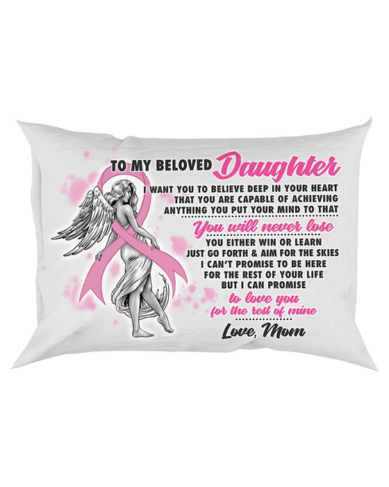 I Want You To Believe Deep In Your Heart Pillowcase