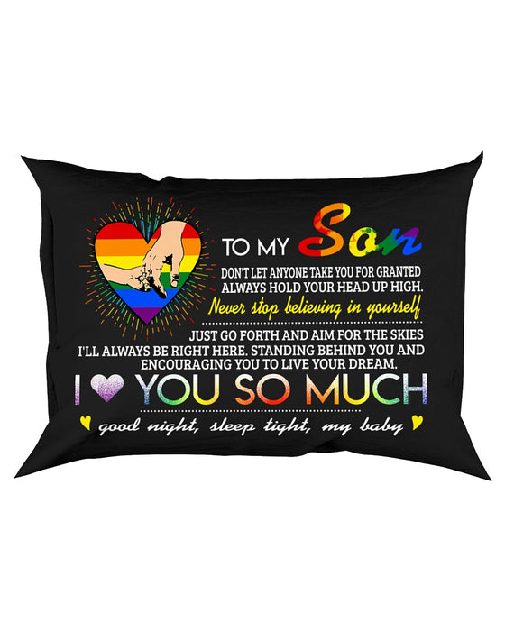 Don't Let Anyone Take You For Granted Pillowcase
