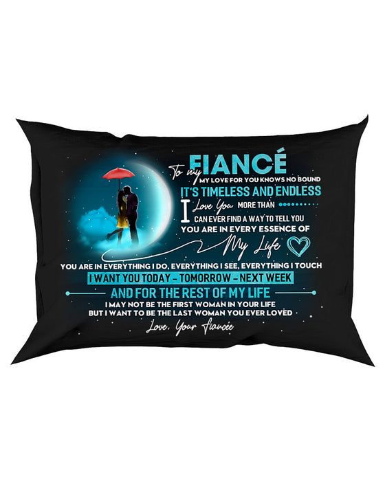 Family Fiance Timeless And Endless Pillowcase