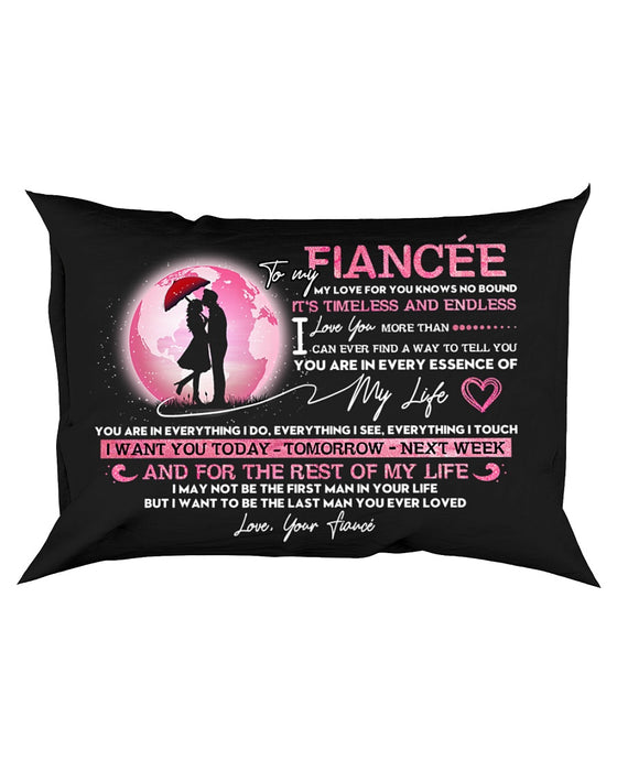 Family Fiancee Timeless And Endless Pillowcase