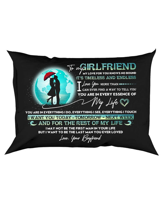 Family Girlfriend Timeless And Endless Pillowcase