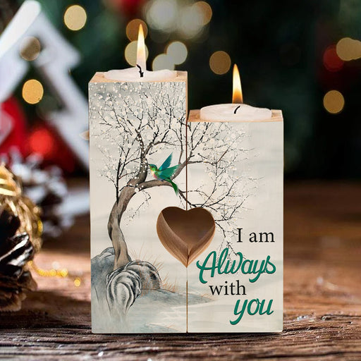 I Am Always With You Heart Candle Holder Artsyera To Her To Him To Wife To Husband To Boyfriend To Girlfriend Valentine Gift Anniversary Gift 1611305498482.jpg