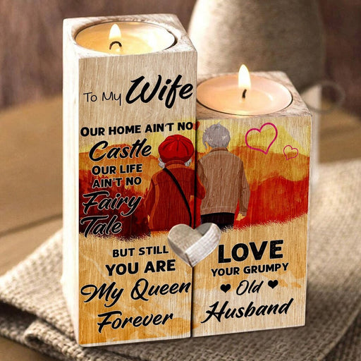 To My Wife Still You Are My Queen Forever Sentimental Gift For Wife, Birthday Gift For Wife, Anniversary Gift For Wife, From Husband to Wife 1611892585095.jpg