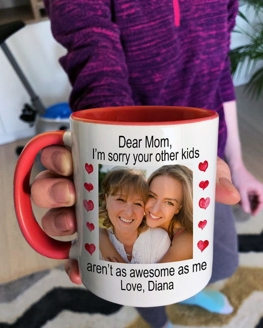 Dear Mom I'm Sorry Your Other Kids Personalized Mug, Double Side Printed Ceramic Coffee Mug Tea Cups Latte 1618196148834.jpg