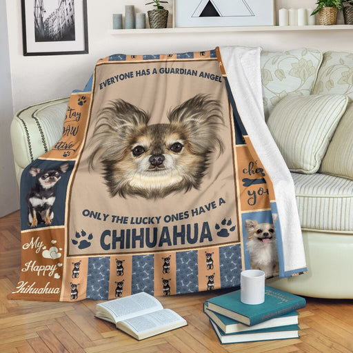 Life Is Better With A Chihuahua Blanket - GIFTCUSTOM