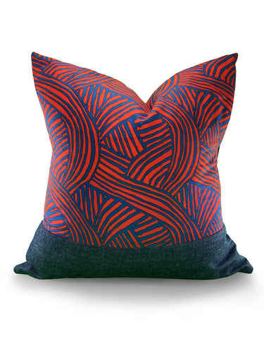 BARCLAY Pillow Print