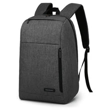 Load image into Gallery viewer, Laptop Backpack Water Resistant Slim School Bag 15.6 Inch for Notebook Tablets