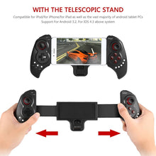 Load image into Gallery viewer, Stretchable Wireless Bluetooth Game Pad Game Controller For iOS For Android